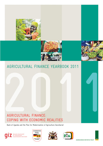 Agricultural Finance Yearbook 2011