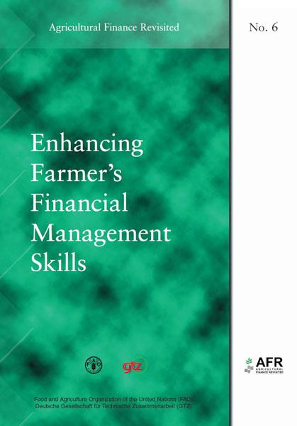 Enhancing Farmers' Financial Management Skills