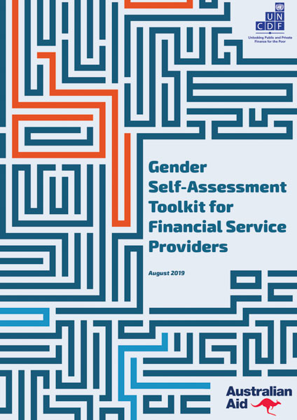 Gender Self-Assessment Toolkit for Financial Service Providers