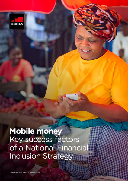 Mobile Money: Key Success Factors of a National Financial Inclusion Strategy