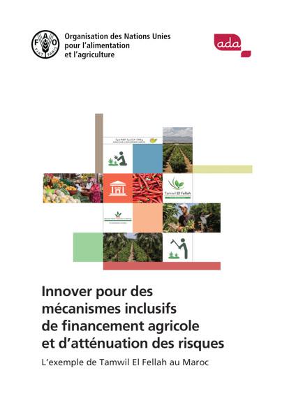 Innover pour des mécanismes inclusifs de financement agricole et d'atténuation des risques