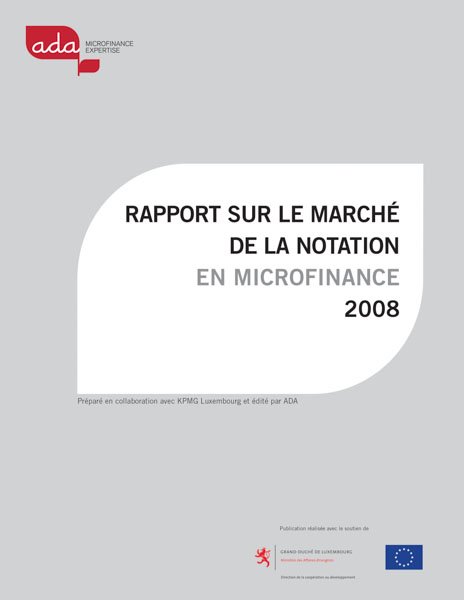 The Microfinance Rating Outlook Report 2008