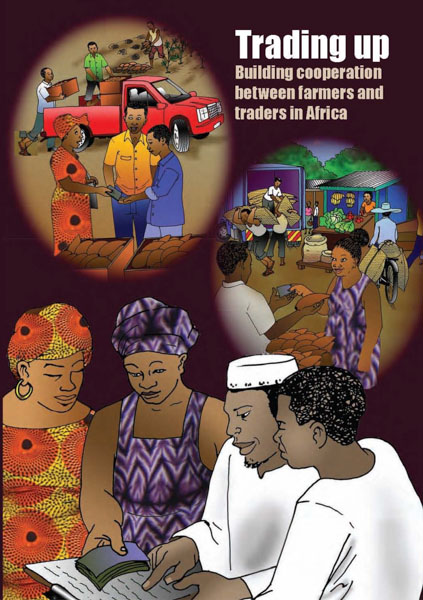Trading up – Building cooperation between farmers and traders in Africa