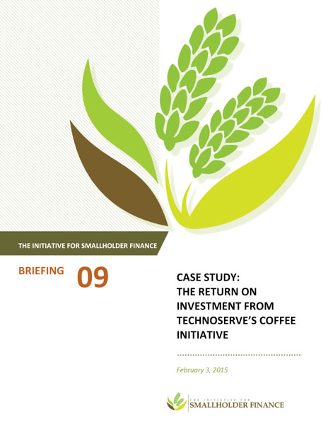Case Study: The Return on Investment from Technoserve's Coffee Initiative