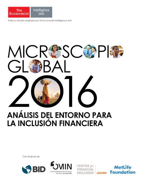 Microscopio Global 2006: analisis del entorno para la inclusion financiera