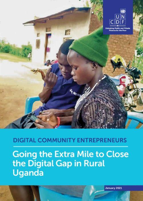 Digital Community Entrepreneurs – Going the Extra Mile to Close the Digital Gap in Rural Uganda