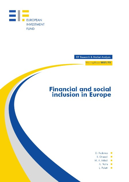 Financial and social inclusion in Europe