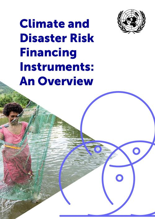 Climate and Disaster Risk Financing Instruments