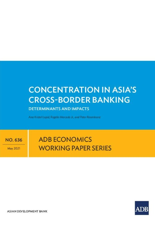 Concentration in Asia's Cross-Border Banking: Determinants and Impacts