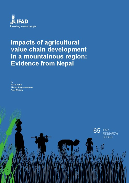 Impacts of agricultural value chain development in a mountainous region: Evidence from Nepal