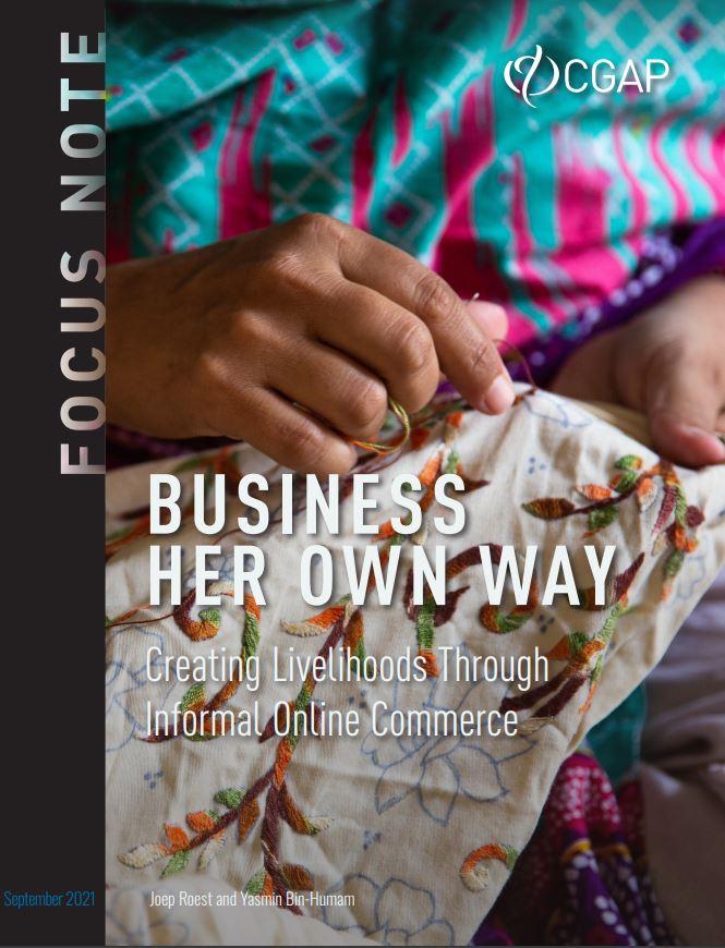 Business Her Own Way: Creating Livelihoods Through Informal Online Commerce