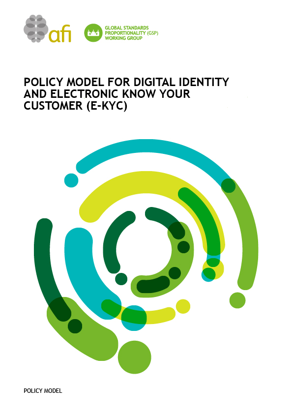 Policy Model for Digital Identity and Electronic Know Your Customer (e-KYC)
