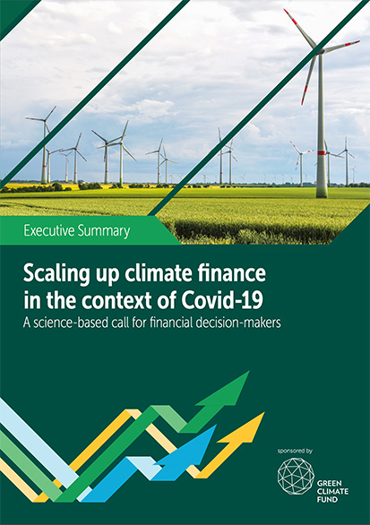 Scaling up climate finance in the context of Covid-19: Executive summary